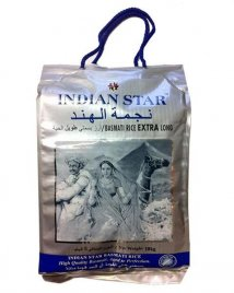Indian Star Basmatiris 2x10 Kg