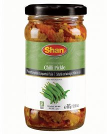 Inlagd Chili Shan 12x300g