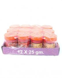 Matfärg Orange 12x25g