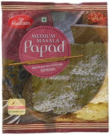 Papad Medium Masala HR 20x200g