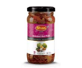 Hyderabadi Pickle Shan 12x300g