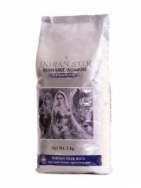 Indian Star Basmatiris 7x2 Kg