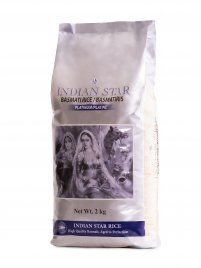 Indian Star Basmatiris 10x2 Kg