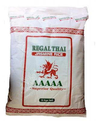 Regal Thai Jasminris 1x10 Kg