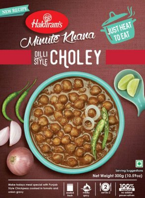 Choley Dilli Style HR 10x300g